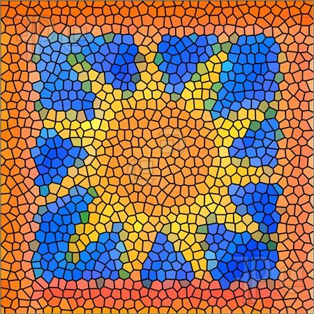 Free Mosaic Patterns For Beginners From Nature Like