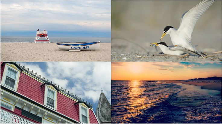New Jersey - Cape May: plus que la plage