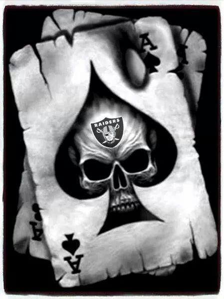Raiders ace