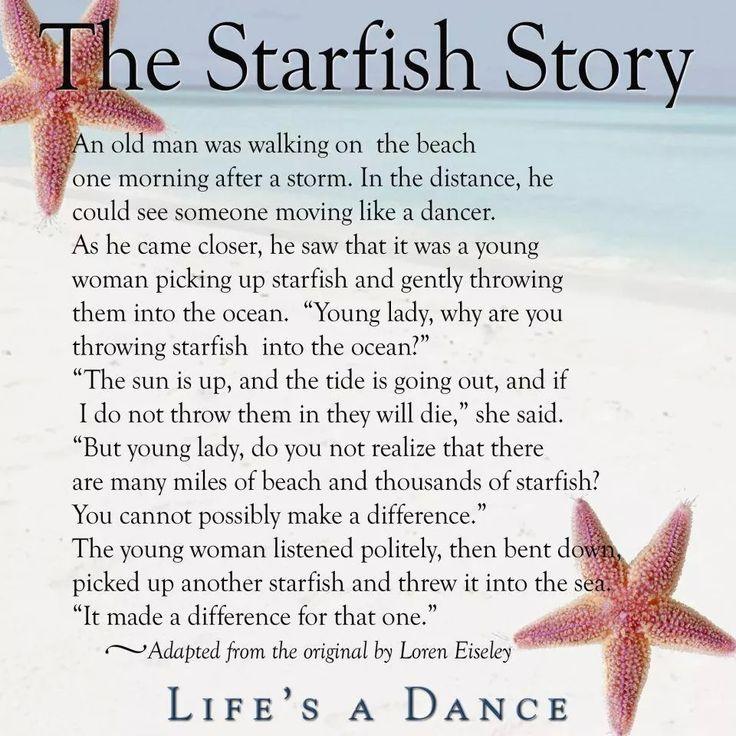 Best 25 starfish story ideas on pinterest starfish poem for Star fish story
