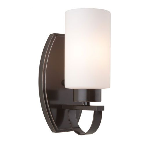 Artcraft Russell Hill Oil Rubbed Bronze Wall Sconce