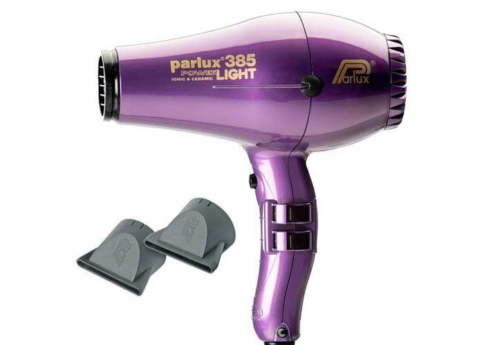 Πιστολάκι Μαλλιών Parlux 385 PowerLight Βιολετί 2150Watt->Περιποίηση Μαλλιών - www.smartstore.gr