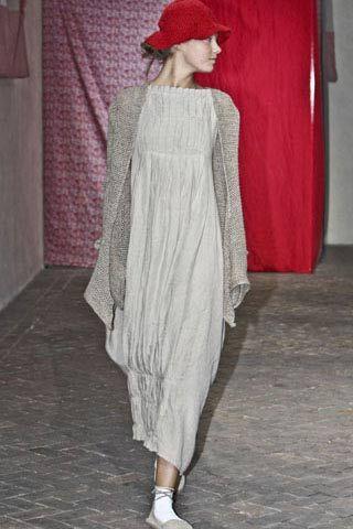 Sfilate Daniela Gregis - PE 2008 Collezioni - Collezione - Vanity Fair