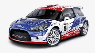 Paul Rowley - Citroen DS3 R5