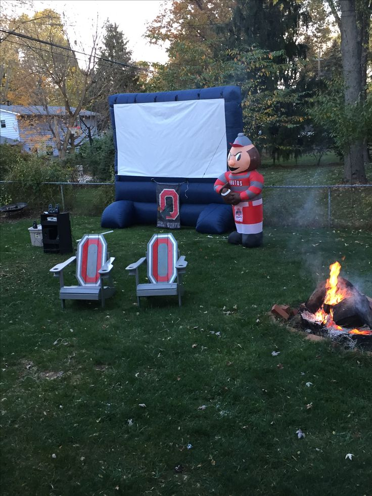 """Ohio State Buckeyes how to watch a game when not at """" The Shoe"""""""