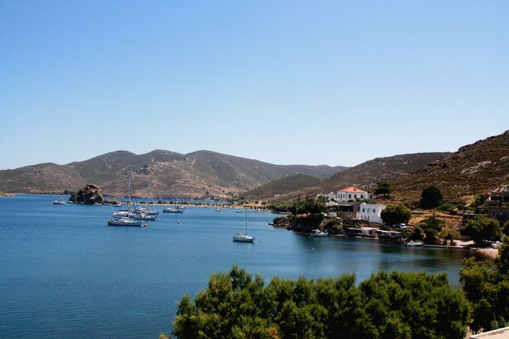Such a beautiful summery day! Enjoy it.. #patmos #patmosaktis #grikos #groikos #stillsummer