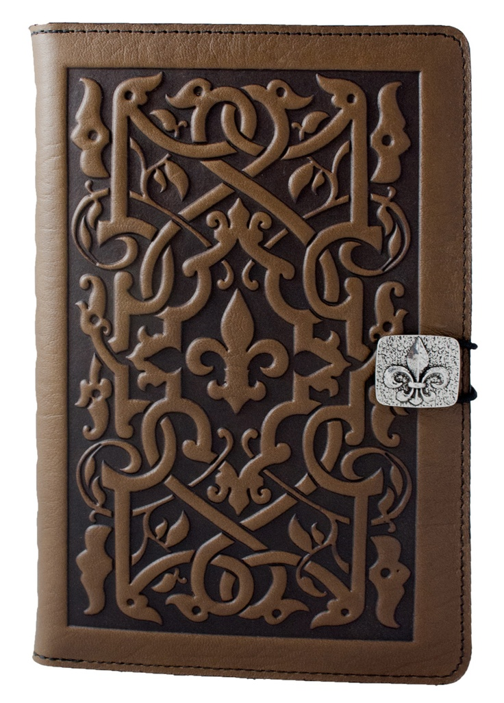 The Medici  Design Leather iPad Mini Cover