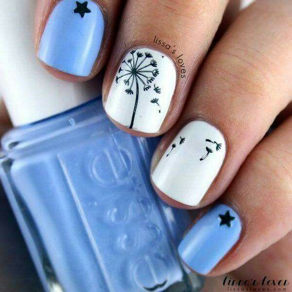 133 best Ideas de maquillaje de uñas images on Pinterest | Diseño de ...