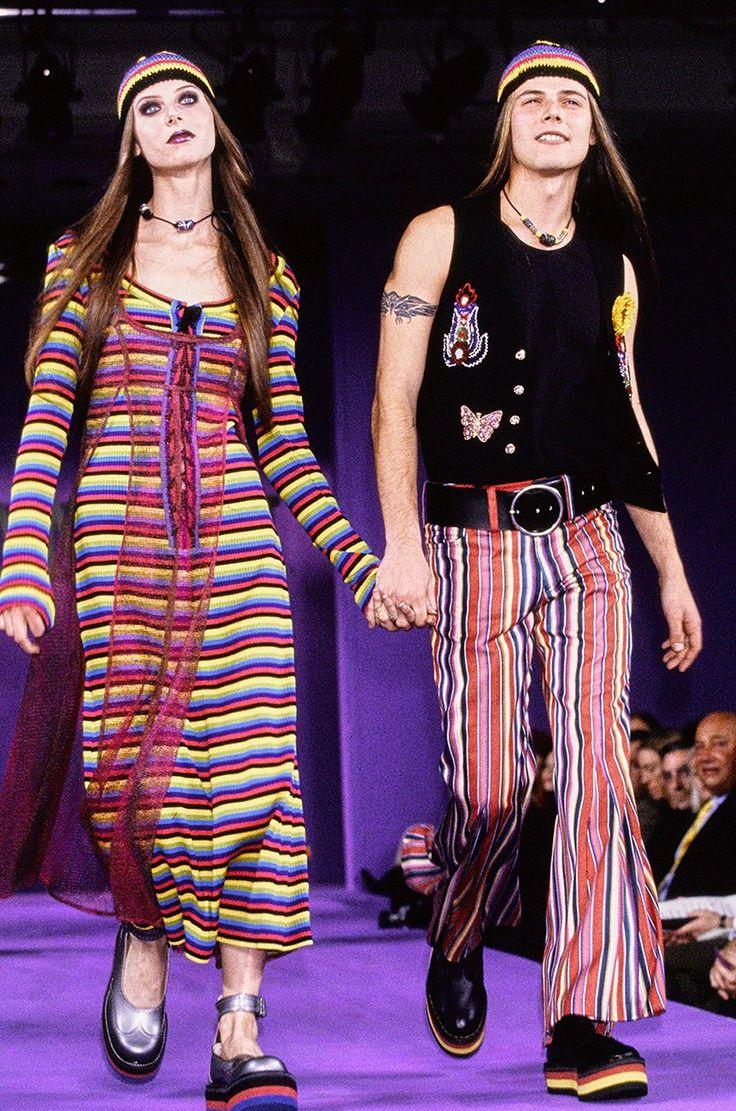 Anna Sui, Spring 1993