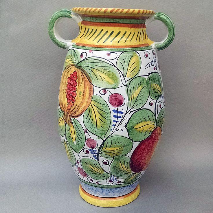 442 besten italian pottery ceramics bilder auf. Black Bedroom Furniture Sets. Home Design Ideas