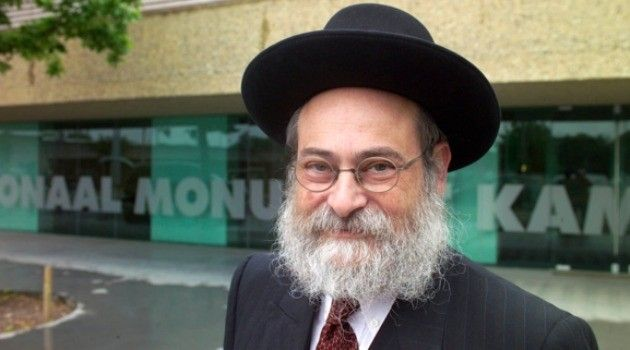 After 5 Attacks, Dutch Chief Rabbi Binyomin Jacobs Ponders Future – Forward.com
