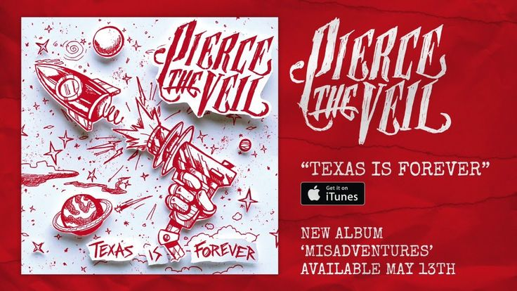 """Pierce The Veil - """"Texas Is Forever"""" (Official Stream)"""