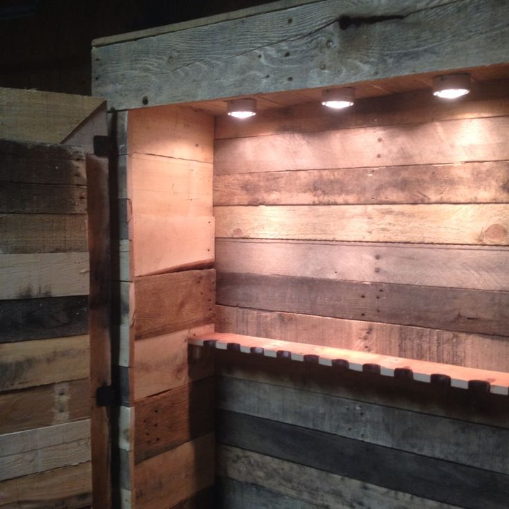 55 best images about pallet stuff on pinterest maple for Making cabinets out of pallets