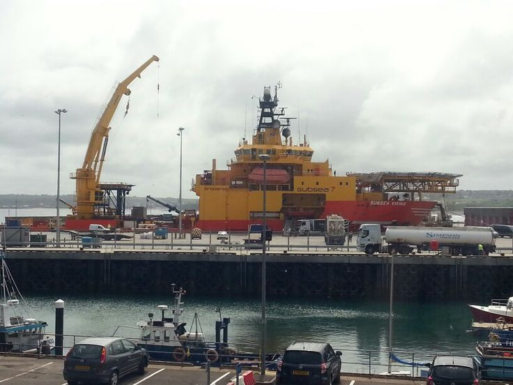 #subseaviking #subsea7 19/6/14