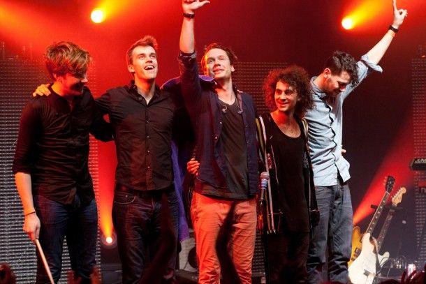 Handsome Poets - Clubtour @ Mezz Breda -