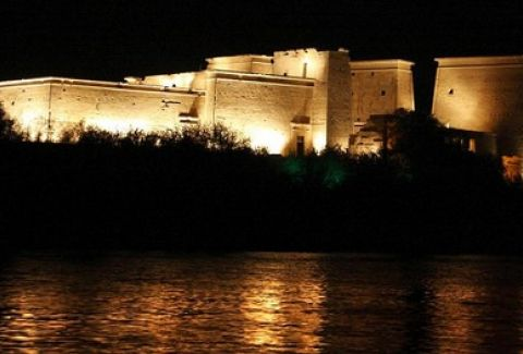 EMO TOURS EGYPT Philae temple sound and Light show Aswan
