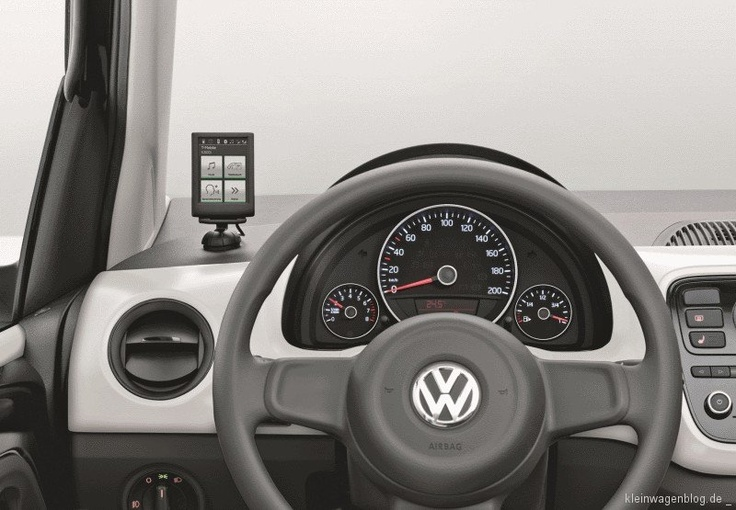 VW Touch Phone-Kit Music