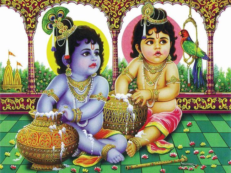 https://flic.kr/p/ziheJa | Sri Krishna&Balaram