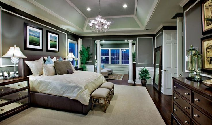 Large Master Bedroom Ideas