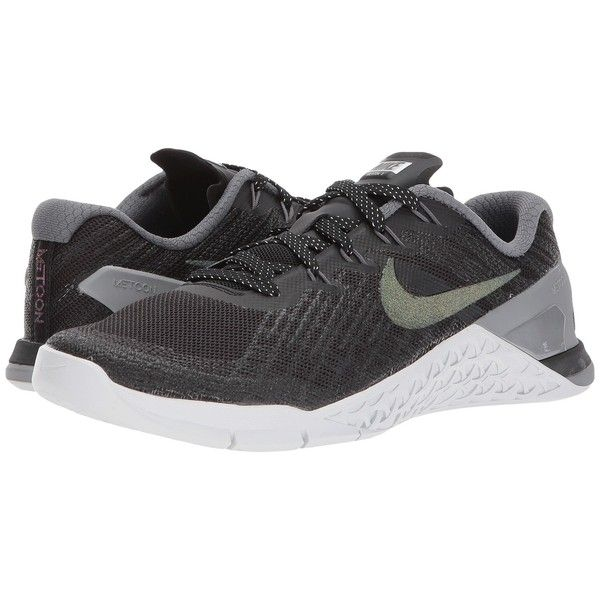 Nike Metcon 3 Metallic (Black/Multicolor/Metallic Silver) Women\u0027s... Metcon  3Cross Training ShoesMetallic ...