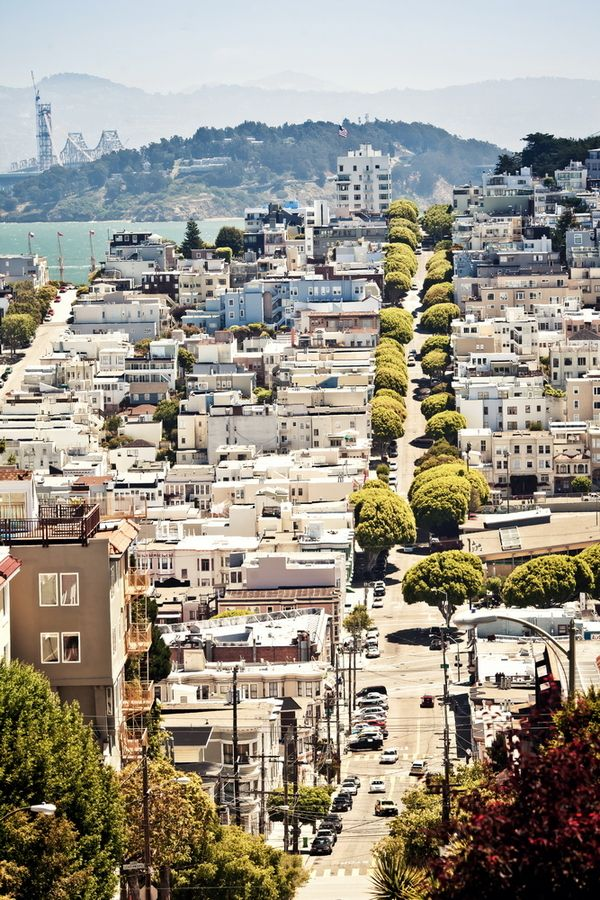 Lombard Street by Andrew Bayda 150 best