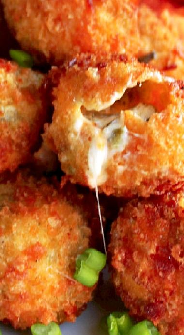 Cheez-It Jalapeno Poppers