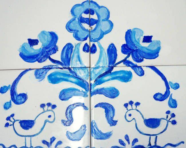 1000 ideias sobre pintar azulejo no pinterest - Como pintar azulejos ...