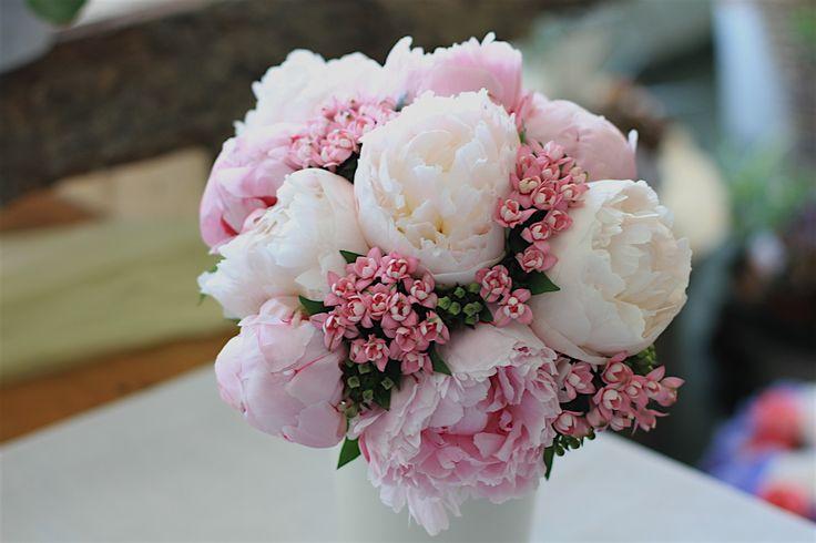 Wedding Bouquet Peonie