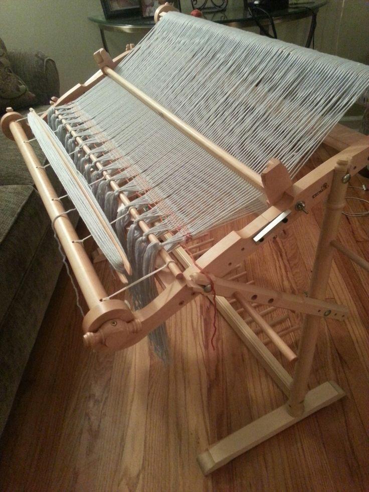 kromski rigid heddle loom instructions