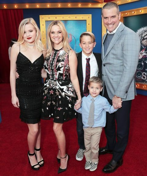Ava Phillippe Reese Witherspoon Deacon Phillippe Tennessee James Toth Jim Toth
