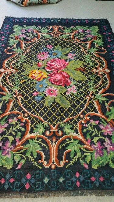 Old rugs