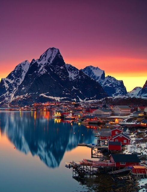 Visit Norway- the land of my Ancestors and tour the town where my Grandma grew up!