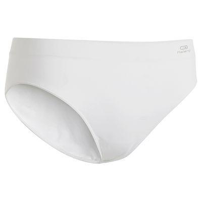 QUESTION: Does it eliminate swamp-ass? Briefs First Women's Running Underwear, White KALENJI - Running Clothes