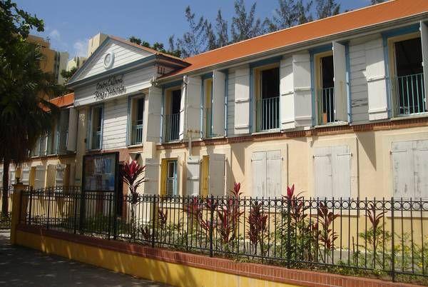 Guadeloupe : Pointe à Pitre