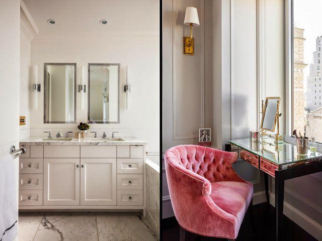 дневник дизайнера: Интерьер квартиры в стиле арт-деко от Дженнифер Вон Миллер