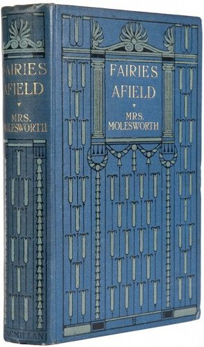 Fairies Afield - such a pretty book! £48.