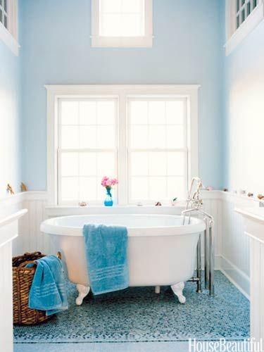 Ideas For The Bathroom - Colour, Texture, Wallpaper, Paint, Tiles - What's your favourite look!