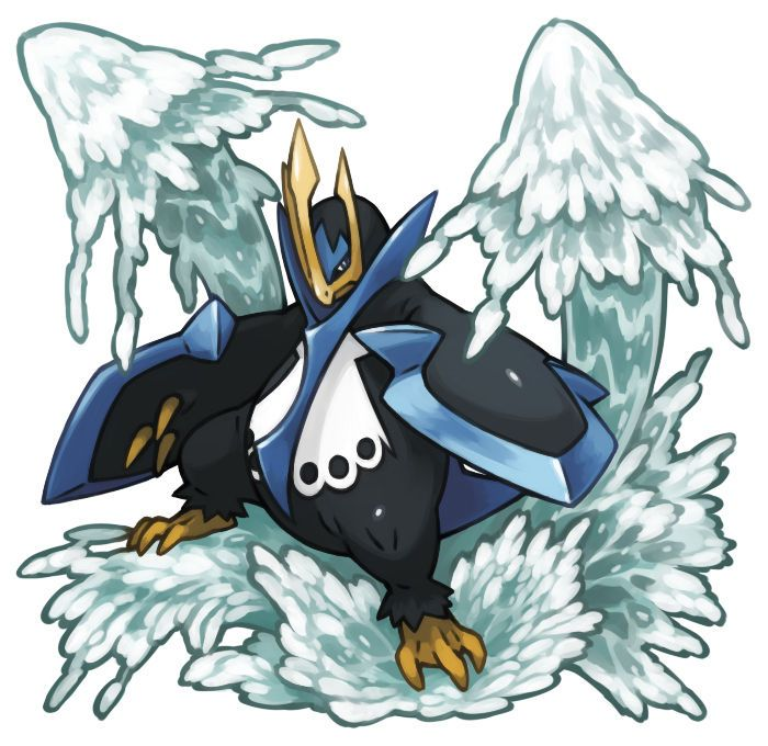 39 best images about empoleon on pinterest surf pokemon fusion and deviantart pokemon - Pokemon pingoleon ...