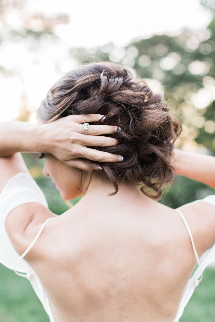 wedding hair styles to the side 633 best wedding hair images on bridal makeup 5399