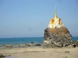 Pathein, vergeten strand van Chaungtha