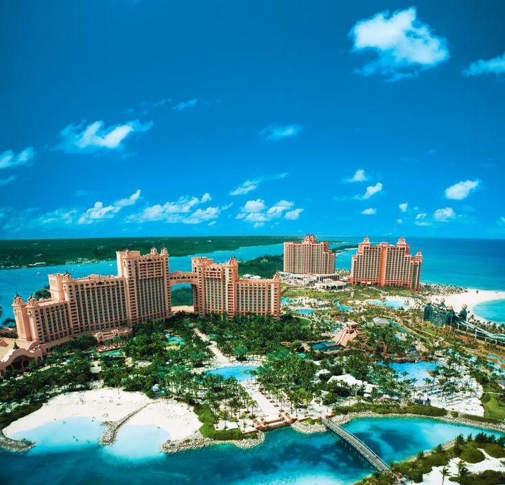 Atlantis - Bahamas Resort ~ Beautiful Place to get Engaged ... Like & Repin. Noelito Flow. Noel Music.