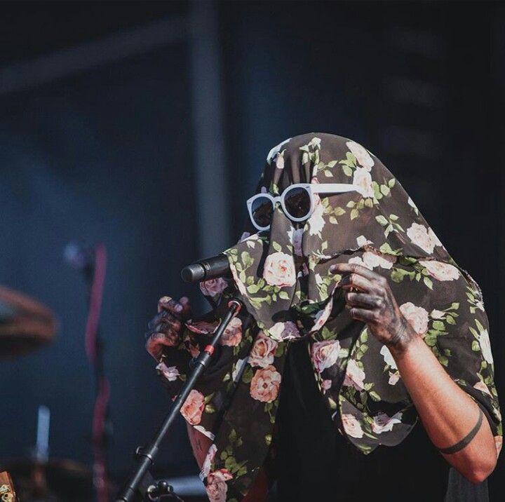 floral ghost - Tyler Joseph of Twenty One Pilots
