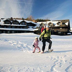 10 Best Snow Resorts: 7. Trapp Family Lodge (via Parents.com)