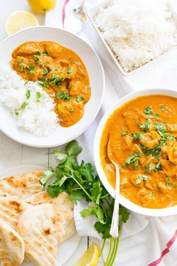 Indian Butter Chicken Recipe In 2018 Keto Diet Pinterest