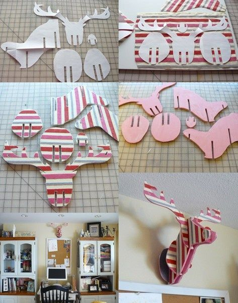 dear paper craft