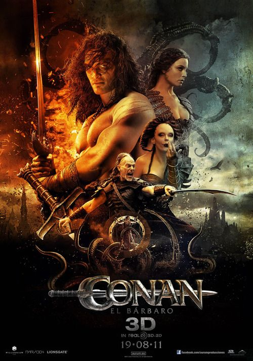 Watch->> Conan the Barbarian 2011 Full - Movie Online