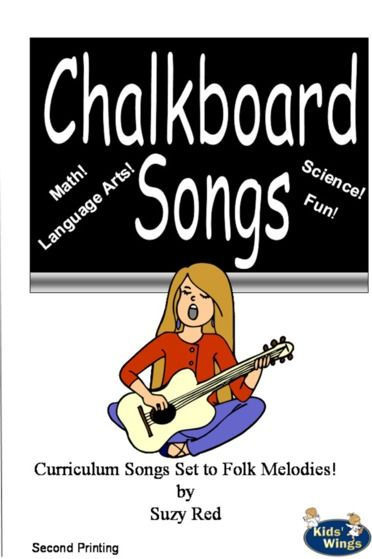 Language Arts songs (contractions, commas, etc)