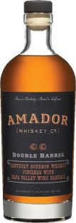 Amador Double Barrel Bourbon Whiskey - 20819 | Manitoba Liquor Mart