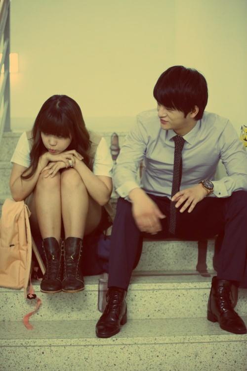 Jung Eun-ji & Seo In-guk