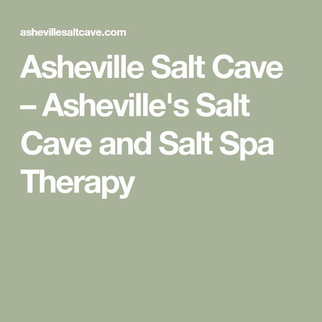 Asheville Salt Cave – Asheville's Salt Cave and Salt Spa Therapy